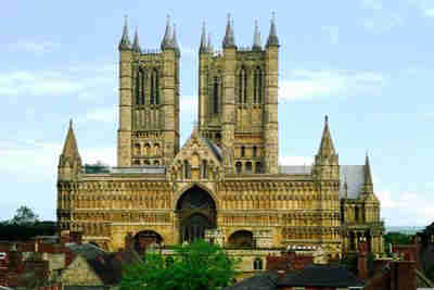 Linc Secure - Lincoln Cathederal